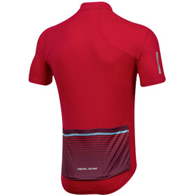 PEARL iZUMi Select Pursuit Bike Jersey Shortsleeve Men red